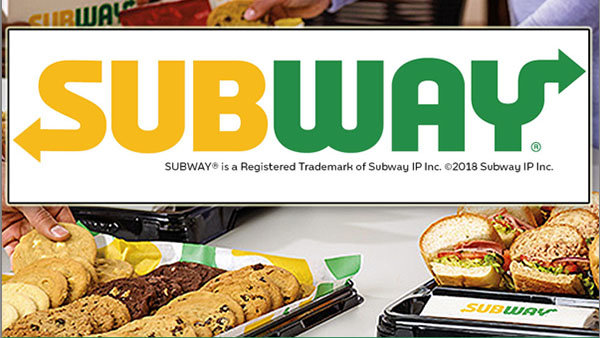 None - Win a Subway Lunch for Your Office!