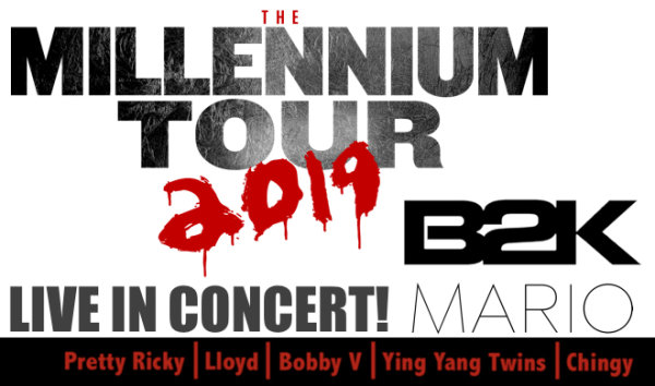 None - Millennium Tour Featuring B2K And Mario!