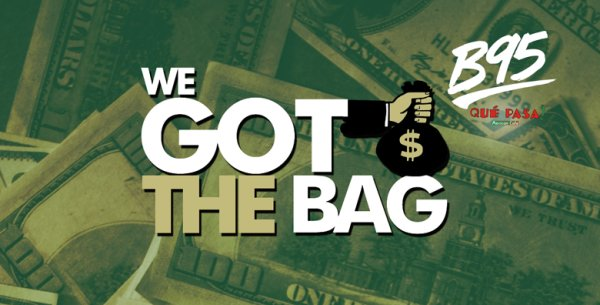None - We Got The Bag!