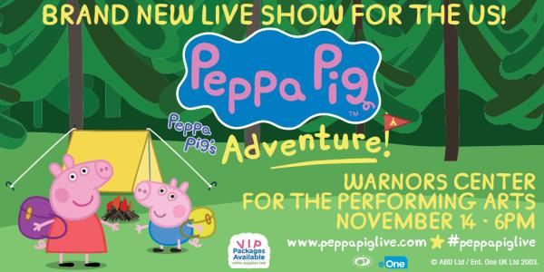 None - Peppa Pig Live!