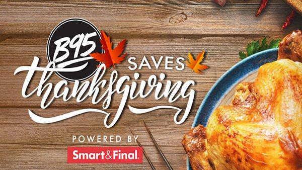 None -  B95 Saves Thanksgiving
