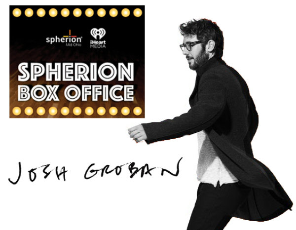 None - Josh Groban - Spherion Box Office