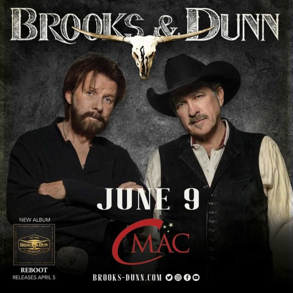 None - Win tickets to see Brooks and Dunn!