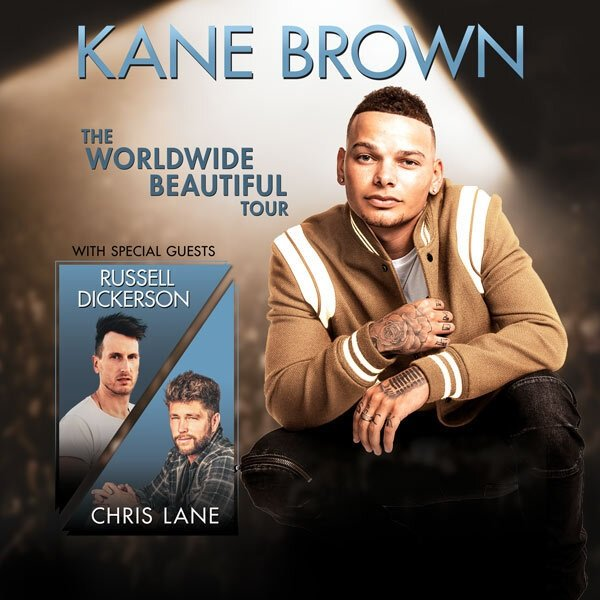 None - Win tickets to Kane Brown in Buffalo!