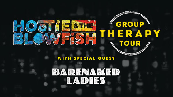 None - Win tickets to see Hootie & The Blowfish in Charlotte!