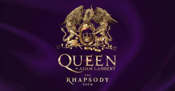 None - Win tickets to see Queen + Adam Lambert!