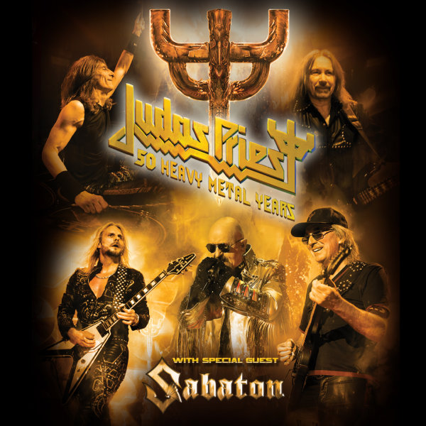 image for Win tickets to see Judas Priest!