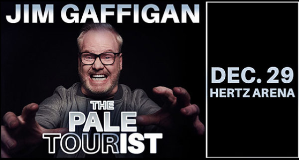 None - JIM GAFFIGAN: THE PALE TOURIST