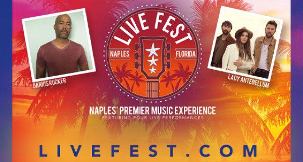 None - Live Fest with Darius Rucker + Lady Antebellum