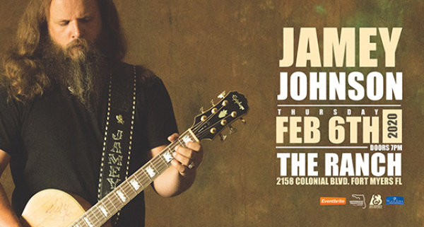 None - Jamey Johnson at The Ranch Feb 6th