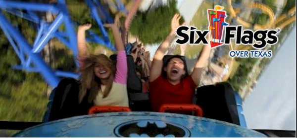 None - Register to win Six Flags Tickets
