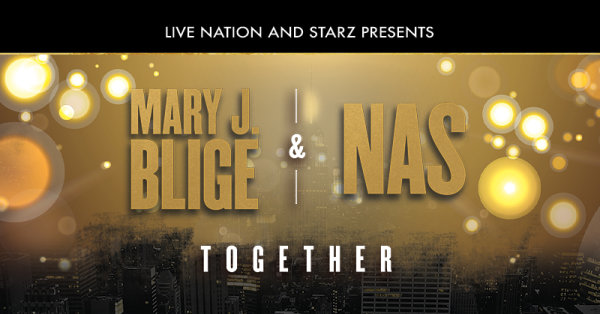 None -  Win tickets to see Mary J Blige at the Amphitheater!