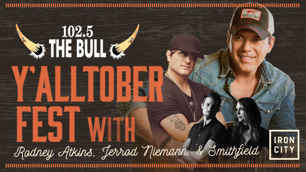 Y'alltober Fest with Rodney Atkins & More | Iron City