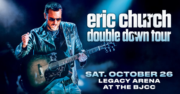 None -     Eric Church | BJCC