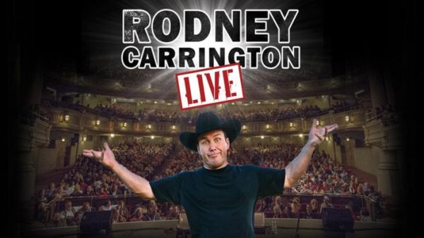 None - Rodney Carrington is coming to the Bancorpsouth Arena!