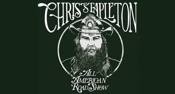 Win Your Tickets To Chris Stapleton's All American Road Show