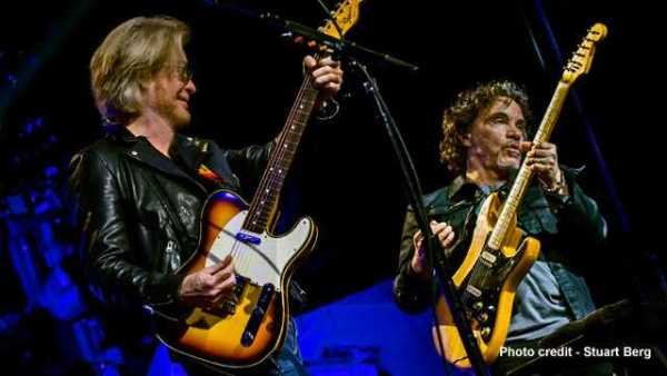 None -  Win Daryl Hall and John Oates Tickets!