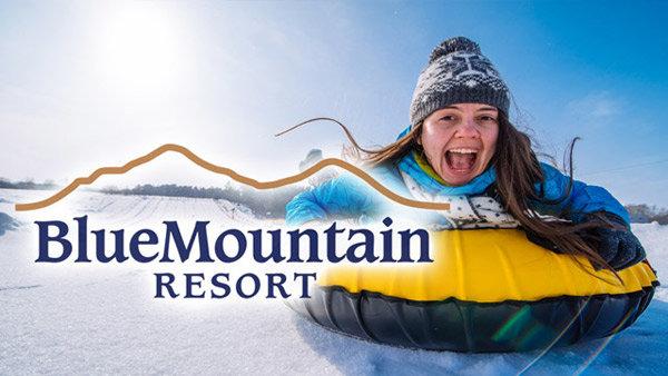None - Win Invites To Snowtubing at Blue Mountain Resort!