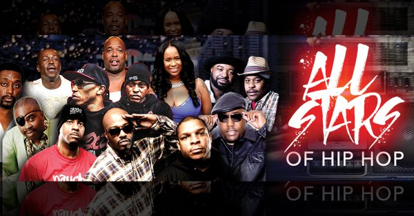 Win Tickets to All Stars of Hip Hop