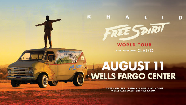 None -   Win Tickets to See Khalid @ Wells Fargo Center on August 11th!