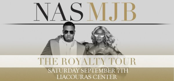 None - Nas & Mary J Blige are coming to the Liacouras Center