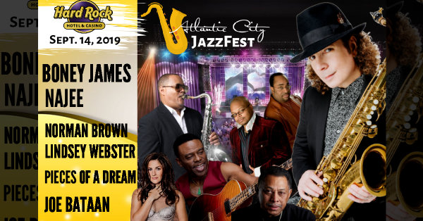 None - Win Tickets to the AC Jazz Fest!