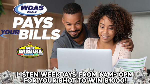 None - THE $1000 PAY YOUR BILLS CONTEST