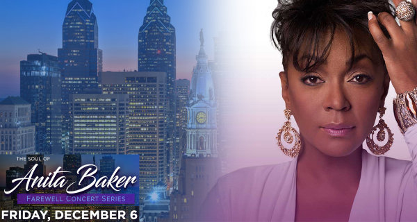 None - Win Tickets to See Anita Baker at the Liacouras Center