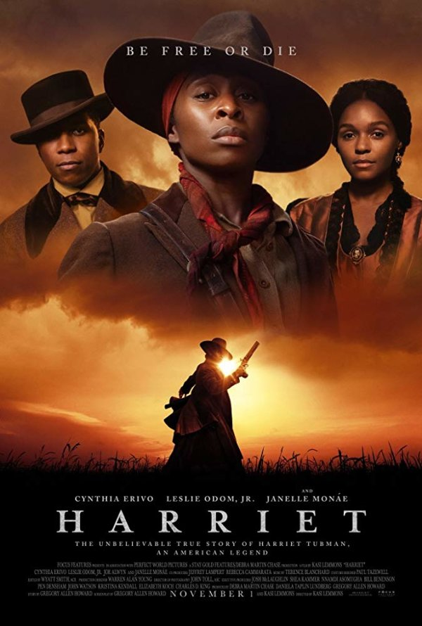 None - Register for your chance to win passes to see an advance screening of Harriet!