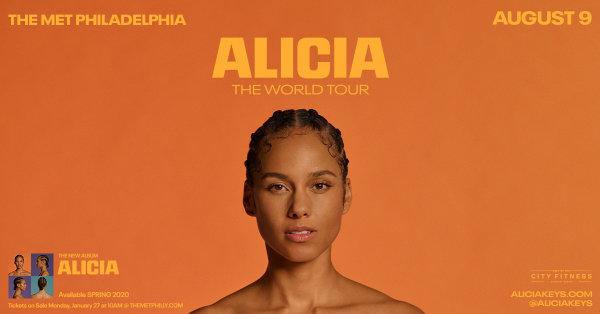 None - Register To Win Alicia Keys Tickets!