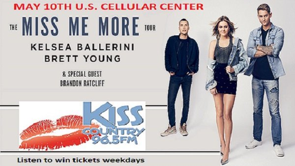None - KELSEA BALLERINI AND BRETT YOUNG CONCERT
