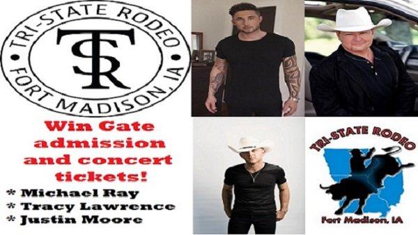 None - Tri State Rodeo Concerts