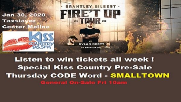 96 5 FM Kiss Country Contests | Tickets, Trips & More | 96 5