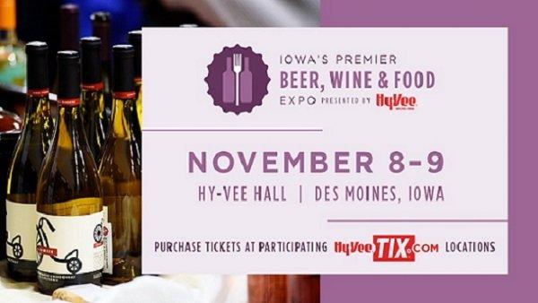 None - Iowa Beer, Wine, & Food Expo