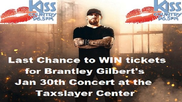 None - Last Chance for Brantley Gilbert Tickets