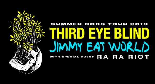 None - Win tickets to Third Eye Blind and Jimmy Eat World at The AMP!