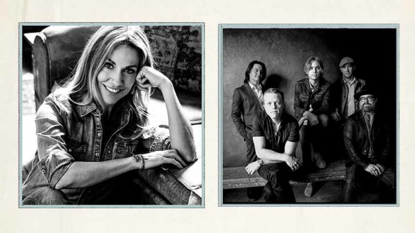 None - Win tickets to see Sheryl Crow and Jason Isbell & the 400 Unit at the AMP!