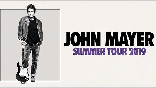None - John Mayer Summer Tour Charlotte