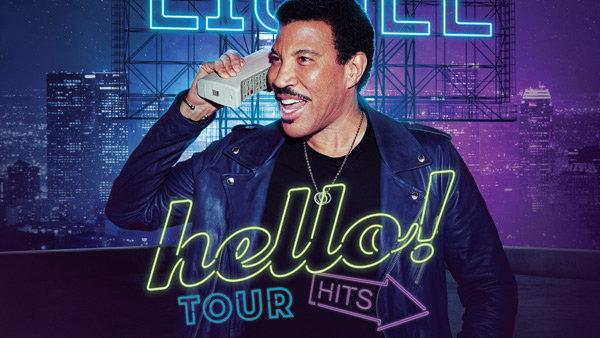 None - Lionel Richie Hello Tour Tickets