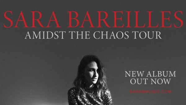 None - Sara Bareilles Amidst The Chaos Tour Tickets