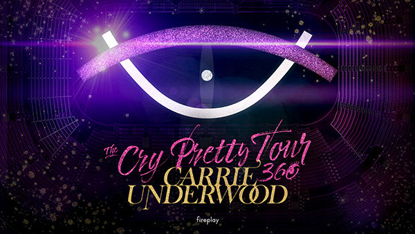 None - Carrie Underwood The Cry Pretty Tour 360 Greensboro Tickets