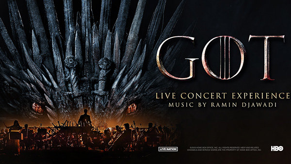 None - Game of Thrones Live Concert Experience Tickets