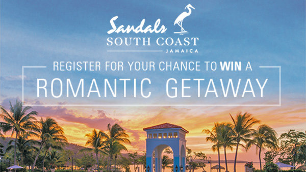 None - Win A Romantic Getaway To Sandals Resorts With 99.5 WMAG