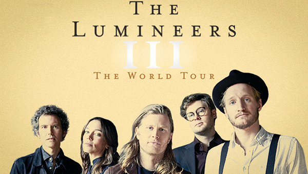 None - The Lumineers Tickets