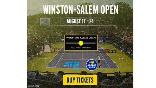 None - Winston Salem Open Tickets