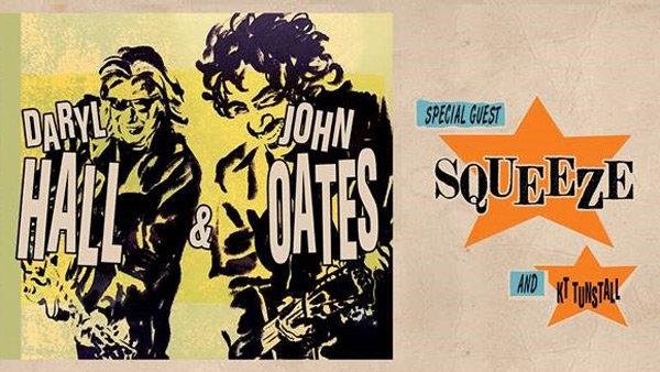 None - Daryl Hall & John Oates 2020 Tickets