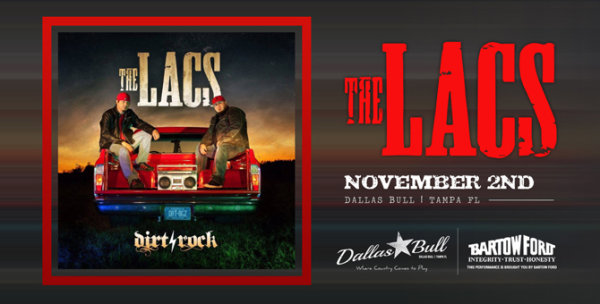 None - Enter to Win The Lacs Tickets!