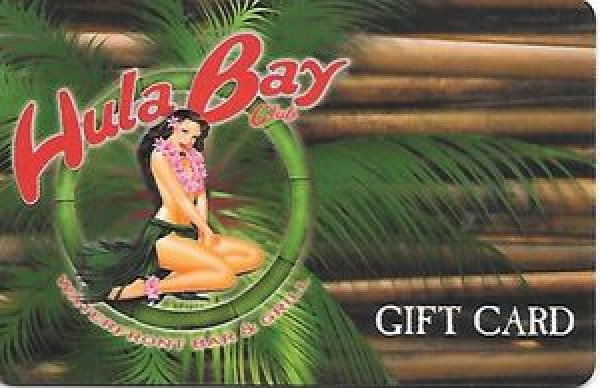 None -  $100 Gift Card To Hula Bay Club Waterfront Restaurant