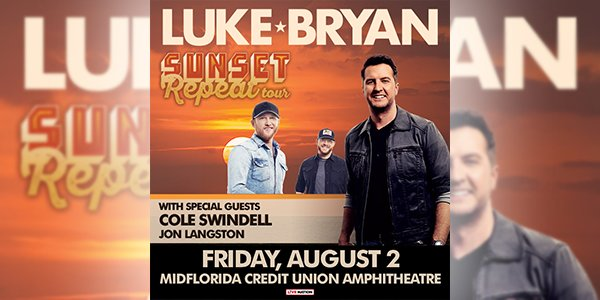 None - Win Luke Bryan Tickets