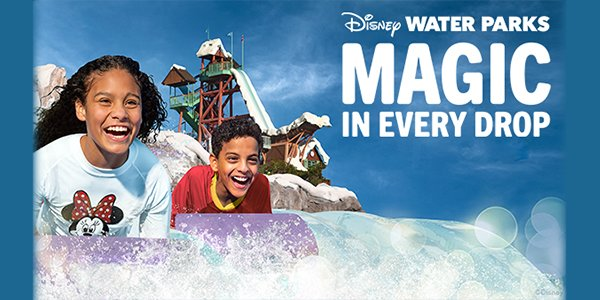 None - Disney Water Parks After 2 Annual Passes